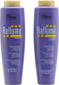 Rallume Blond Platinum - Color protection